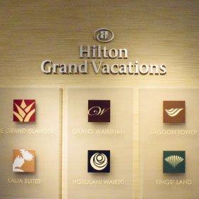 Hilton Grand Vacations Logos