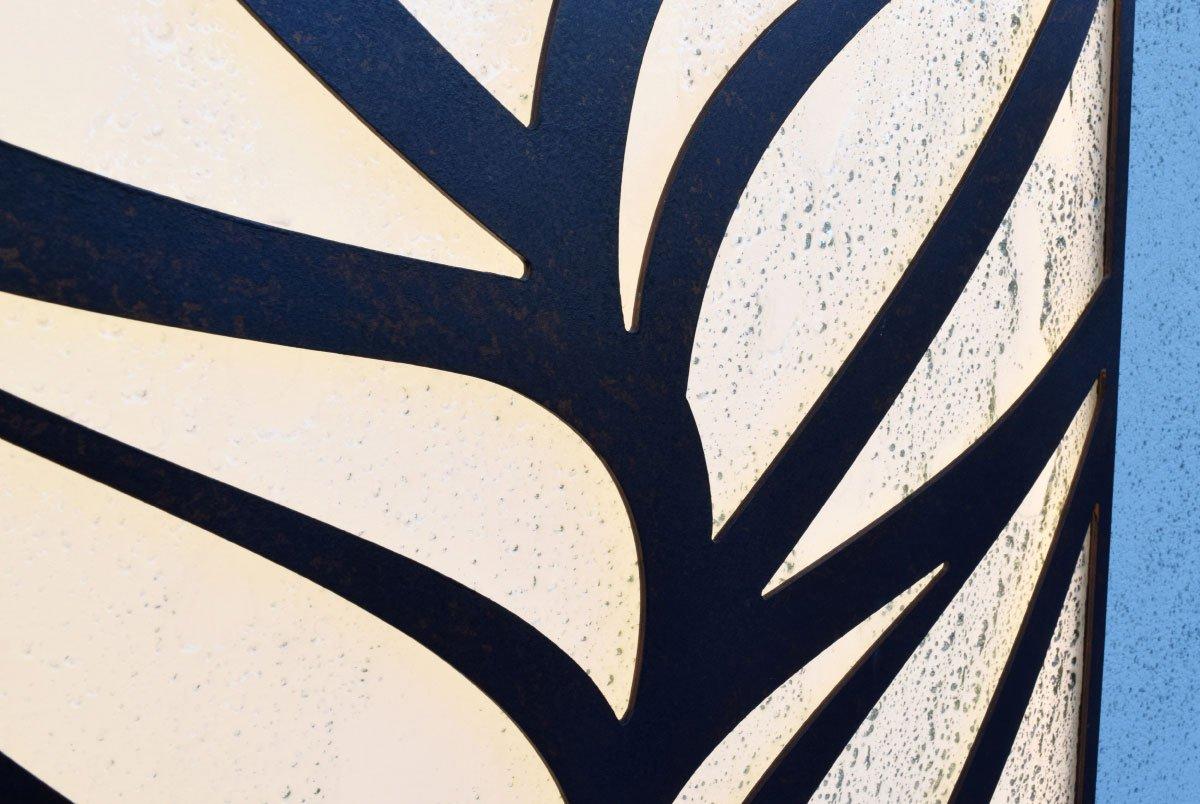 The Grand Islander Signage Closeup