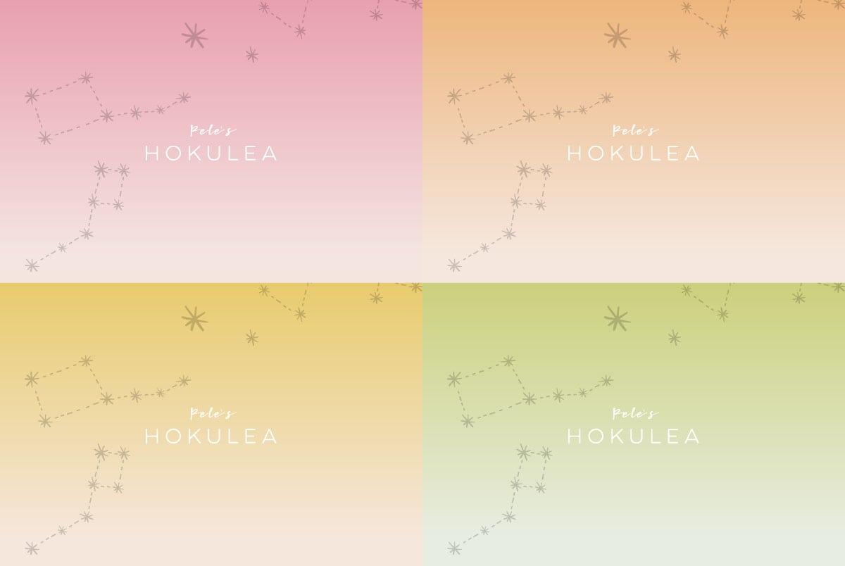 Pele's Hokulea Branding 06