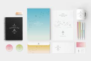 Pele's Hokulea Branding 10