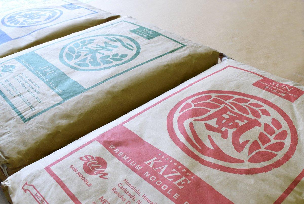 Sun Noodle Flour Package