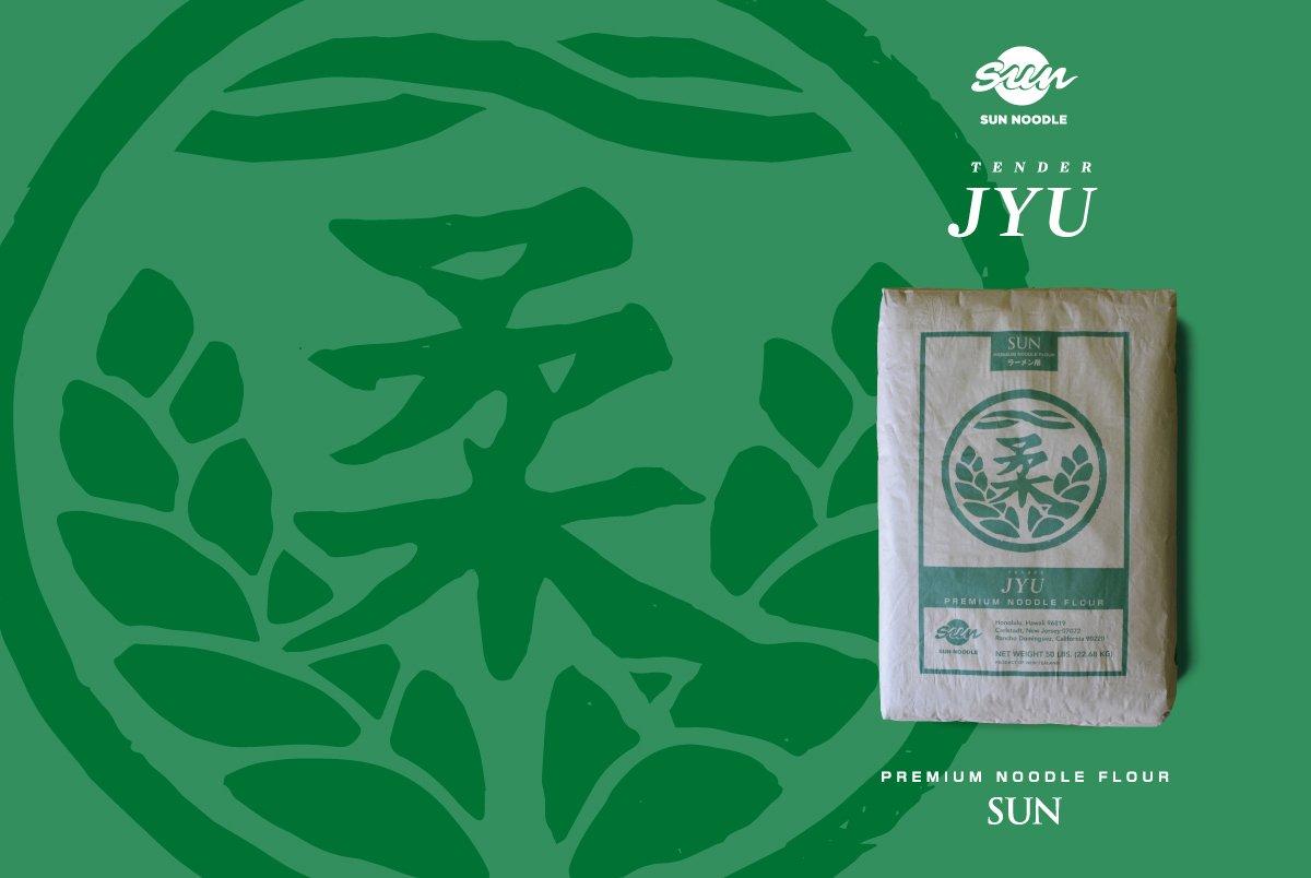 Sun Noodle Flour Symbol
