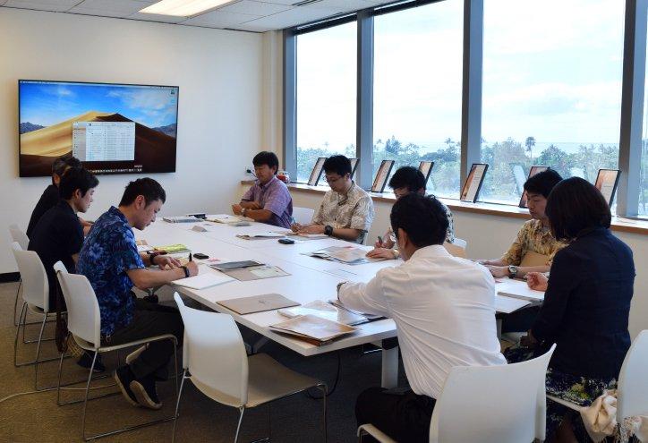 Atami Studio Visit