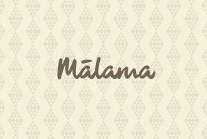 Malama Mask Branding