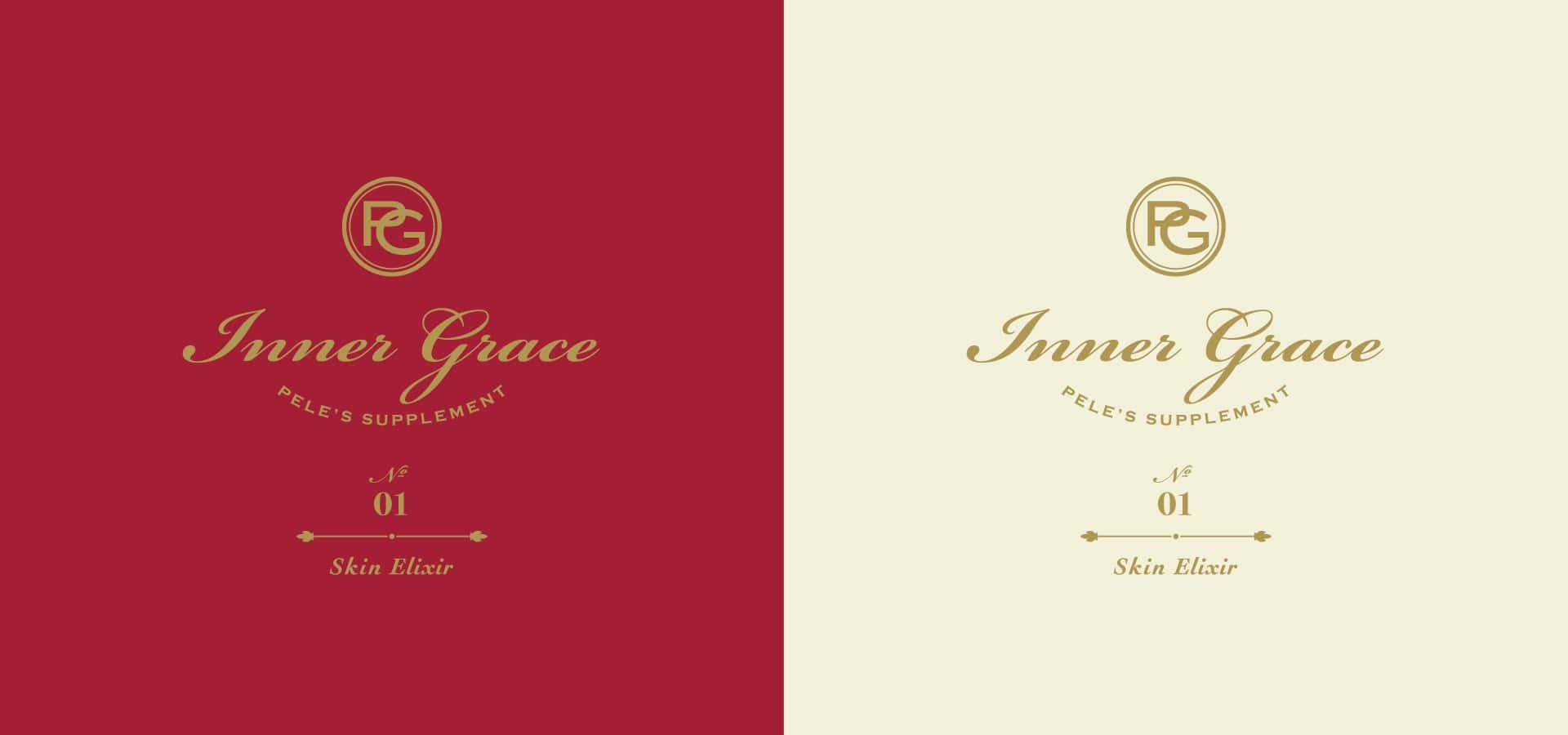 Inner Grace Logo Typo