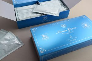 BLUE HAWAII Packaging