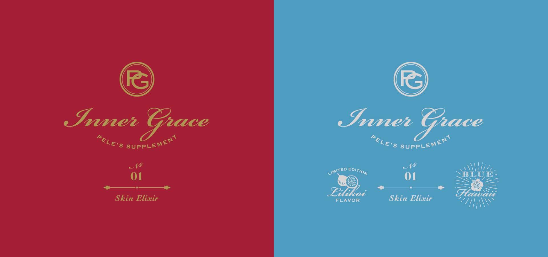 Inner Grace Typographic